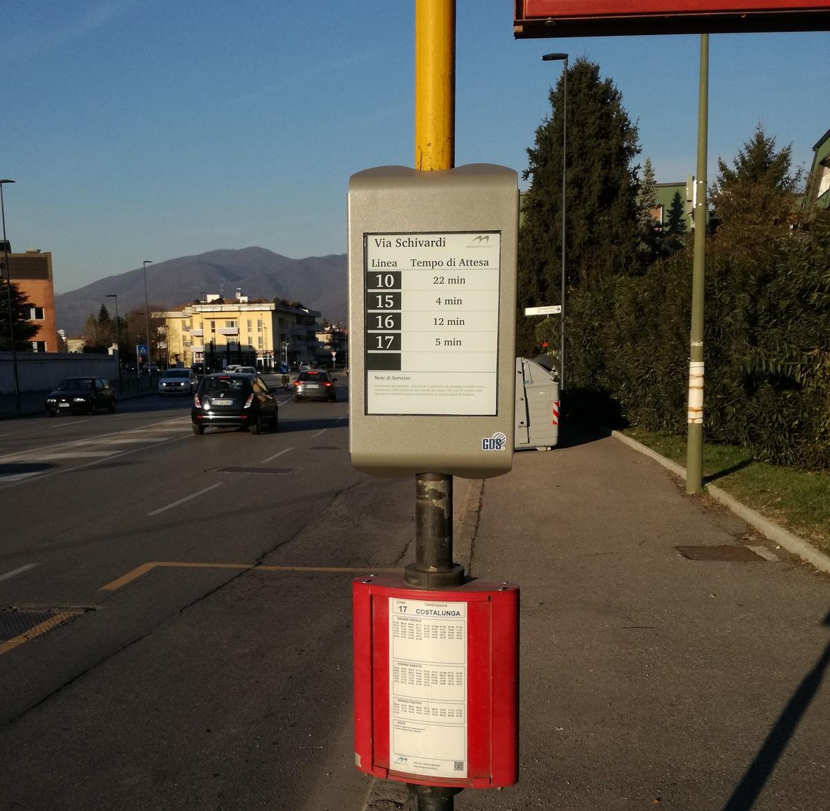 Brescia GDS e-Tela e-paper display
